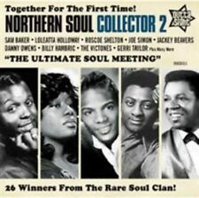 NORTHERN SOUL COLLECTOR VOLUME 2 Various Artists NEW CD (OUTTA SIGHT) RARE R&B
