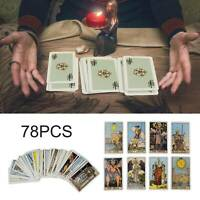 78Pcs Vintage Rider Centennial Tarot Deck Original Card Cards Sets Party Games