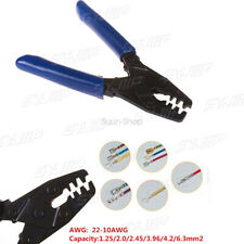 Automotive CRIMPing TOOL Wiring Harness Terminals Crimper Molex Style 14-24 AWG