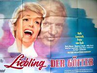 RUTH LEUWERIK + LIEBLING DER GÖTTER + PETER VAN EYCK + A0 quer +