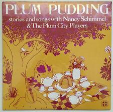 Nancy Schimmel, The Plum City Players – Plum Pudding Vinyl LP SEALED TOP COPY!!