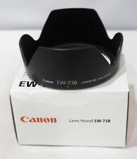 Genuine OEM Canon EW-73B Lens Hood f/ EF-S 17-85 IS USM, 18-135 IS  NIB #815