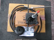 BOAT STEERING KIT . EASY FIT . INBOARD / OUTBOARD / FISHING / CRUISER / SKI