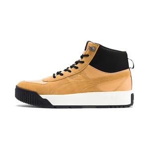 Puma Mens Tarrenz Leather Boots Light Brown
