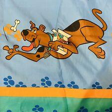 Scooby Doo Twin Bed Flat Sheet Scooby Doo Scooby Snack's Theme Flat Sheet