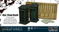 Phone Booth 35mm Batman Miniature Game Knight Models Skirmish Tabletop Gelände