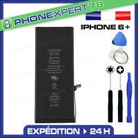 BATTERIE INTERNE POUR IPHONE 6 PLUS NEUVE + OUTILS + PENTALOBE