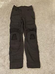 Crye Precision Combat Pant 30L Black Brand New