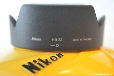 Nikon HB-32 HB 32 hood for DX Nikkor AF-S 18-70 18-105mm 18-140mm VR 18-135 lens