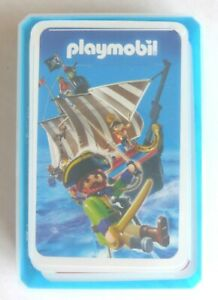 Playmobil Matching Card Game Used Complete Rare 2004