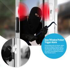 COOLCAM Z-Wave Burglar Alarm Wireless Smart Door Window Sensor Home Security 1pc