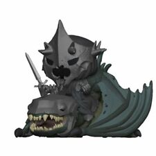 IN STOCK Lord of the Rings Witch King with Fellbeast Pop! Vinyl Vehicle by Funko
