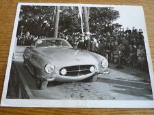 RARE FIAT 8V PRESS OR PUBLICITY PHOTO  jm