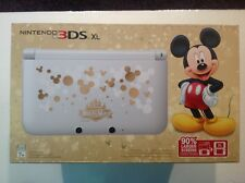 Nintendo 3DS XL Disney Magical World Special Mickey Mouse Limited Edition NEW