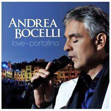 Love in Portofino by Andrea Bocelli (CD, Oct-2013, 2 Discs, Verve) NEW