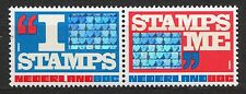 Netherlands - 1999 surprise stamps Mi. 1718-19 MNH