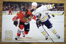 TIM CONNOLLY - Buffalo Sabres 2010-2011 game poster #6 - NHL concussion 11-3-10