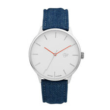 CHEAPO NEW Watch Blue Denim Khorshid BNIB