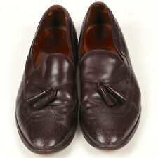 VINTAGE Allen Edmonds Manchester Mocassin-Taille 11UK-Made in USA