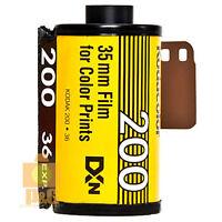 New Kodak Colorplus 200 35mm 36exp Film 1Rolls  / Date 04-2020