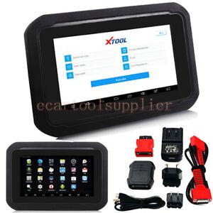 XTOOLEZ300EngineABSSRSA/T TPMSWireless Scanner AutoDiagnostic OBD2 EOBD