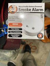 fire sentry smoke alarm
