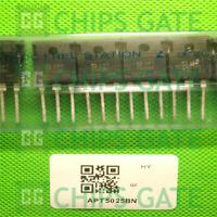 6PCS APT5025BN Encapsulation:TO-247,N-CHANNEL ENHANCEMENT MODE HIGH VOLTAGE