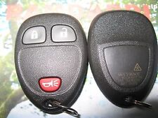 New OEM Gm Remote Key Fob Transmitter Suv Truck 3 Button 15913420