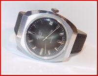 Rare montre ancienne mécanique automatique homme Poljot~L'URSS 1980's #9720