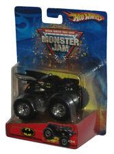 Monster Jam Hot Wheels (2006) Batman Toy Truck Vehicle #34