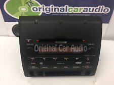 Toyota Tacoma Radio Receiver AM FM MP3 CD Player Stereo OEM 86120-04151 AD1807