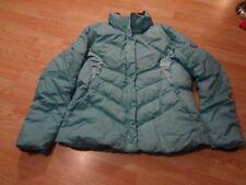 Youth Girls Nike XL(16/18) Winter Puffy Filled Coat Light Blue