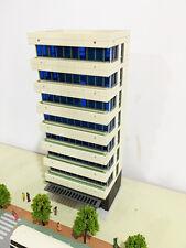 CL144-8S-Y: 1:144 N scale building for Gundam, Railway, Sci-Fi diorama - Yellow