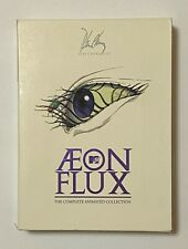 Aeon Flux ~ The Complete Animated Collection Dvd (2005) ~ 3 Disc Set