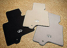 New OEM Infiniti EX35 Carpeted Carpet Mats **3 Colors Available**
