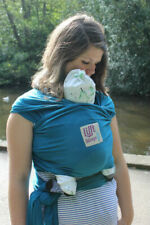 Lifft Slings Stretchy Wrap Baby Carrier - Teal