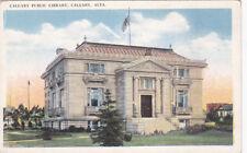 CALGARY, Alberta, Canada, 1910-20s; Calgary Public Library
