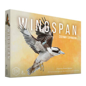 Wingspan Oceania Expansion Board Game NEW