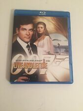 Live And Let Die James Bond 007 Blu-Ray Disc 2008 Roger Moore