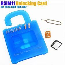 R-SIM 11 General Nano Cloud Unlock Card iOS7-iOS10 For iPhone 5/5S/5C/6/6S/7/7S