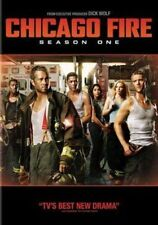 Chicago Fire Complete Season One 1 R1 DVD Set