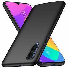 For Xiaomi Mi A3 Case Ultra Slim Hard Back Cover - Matte Black