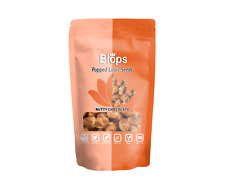New Blops Popped Lotus Seeds - Gourmet - All Natural Superfood - Vegan