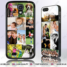 PERSONALISED CUSTOM PRINTED PHONE Photo Picture Image or Collage Case Cover Gift
