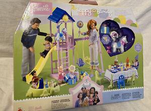Barbie Happy Family Baby's 1st Birthday Playset 2003 NIB Mattel B6292