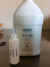 Nexxus Aloe Rid Shampoo  5  Oz Bottle  Authentic Original Formula