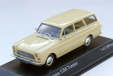 Minichamps Ford Taunus 12M P4 Turnier (Kombi) Bj. 1962-1966, M. 1:43, creme