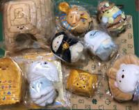 Sumikko GurashiAncient × Egypt Exhibition Collaboration Plush Toy Set of 8 New