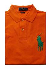Figurbetonte Ralph Lauren Kurzarm Herren-Freizeithemden & -Shirts