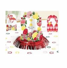 MELBOURNE CUP TABLE DECORATING KIT HORSE RACE RACING CARNIVAL CENTREPIECE